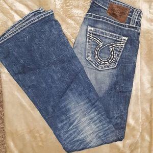 "Big Star ""sweet"" jeans"